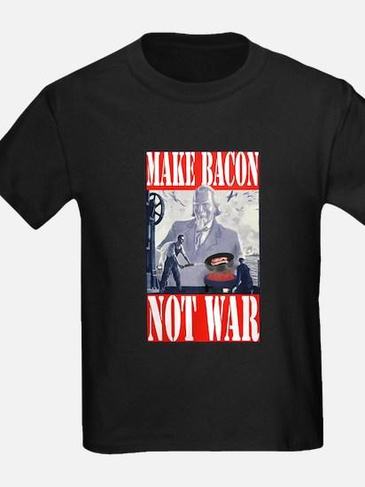 Make Bacon Not War T