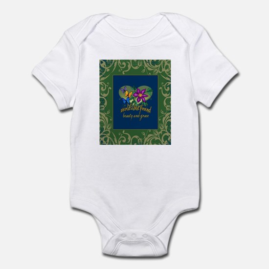 Beautiful Friend Infant Bodysuit