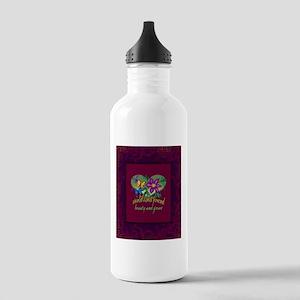Beautiful Friend Stainless Water Bottle 1.0L