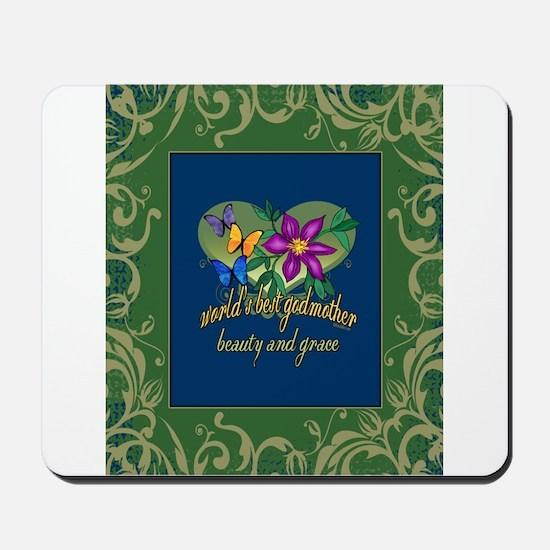 Beautiful Godmother Mousepad