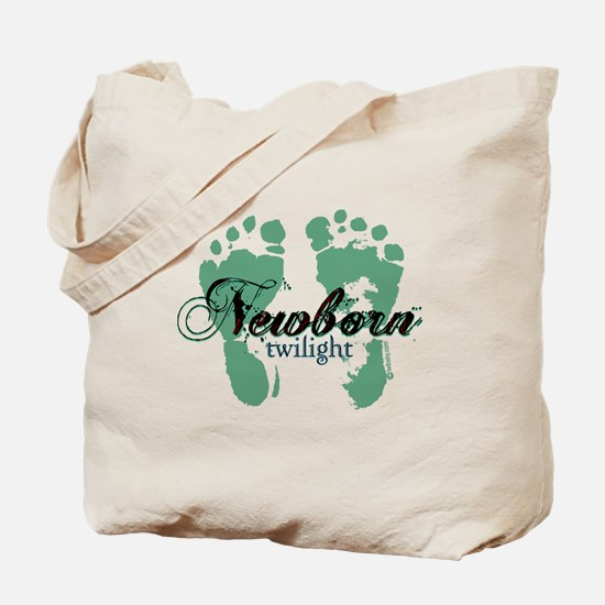 Newborn Twilight Tote Bag