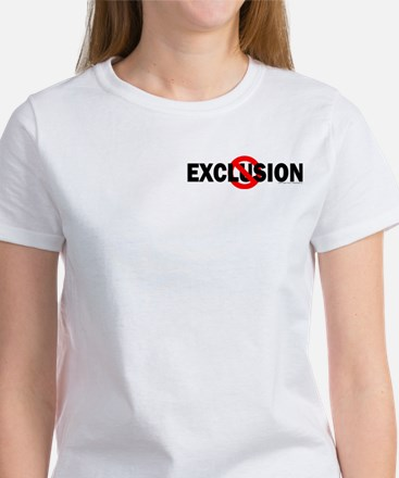 Cure Exclusion Now T-shirts Women's T-Shirt