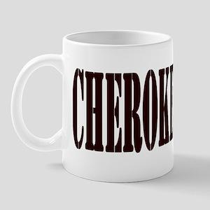cherokee Mugs