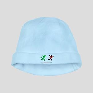Run, Redshirt, Run! baby hat