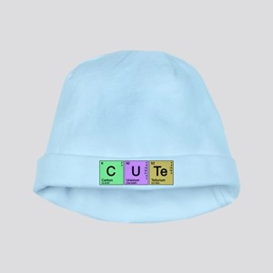 Cute Periodic baby hat