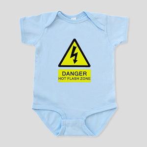 Hot Flash Zone Infant Bodysuit