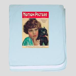 Dorothy Devore 1926 baby blanket