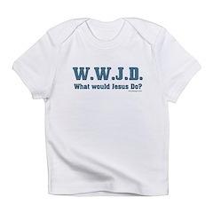 WWJD - Christian Infant T-Shirt