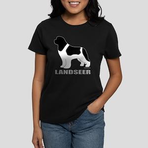 LANDSEER Women's Dark T-Shirt