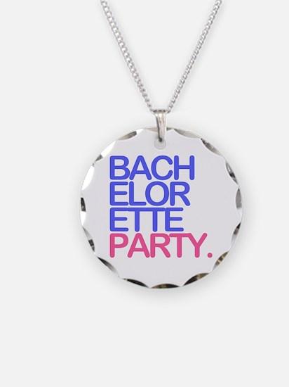 Unique Hen party Necklace