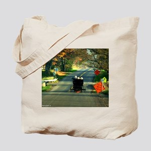 Road Work Tote Bag