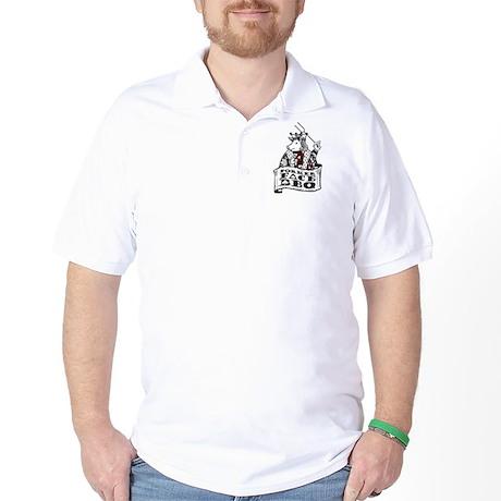 Porker Face Golf Shirt