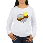 Jesus is GOD in Flesh Women's Long Sleeve T-Shirt