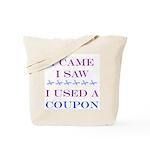 CouponTote Bag