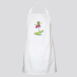 Dancing Lily BBQ Apron