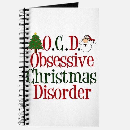 Christmas Crazy Journal