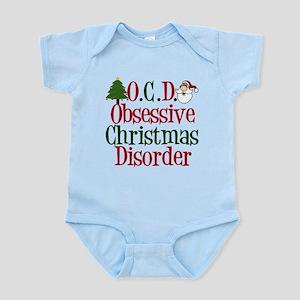 Christmas Crazy Infant Bodysuit