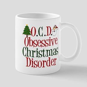 Christmas Crazy Mug