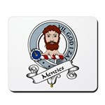 Menzies Clan Badge Mousepad