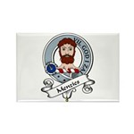 Menzies Clan Badge Rectangle Magnet (10 pack)