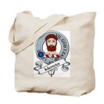 Menzies Clan Badge Tote Bag