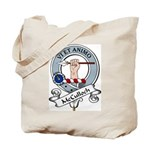 McCulloch Clan Badge Tote Bag