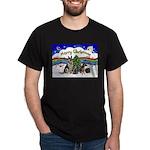 X-Music #1-2G-Sheps,2cats Dark T-Shirt