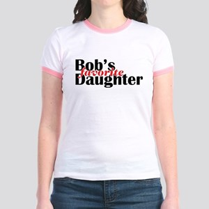 Bob's Daughter Jr. Ringer T-Shirt