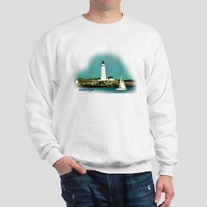 Boston Lighthouse Sweatshirt