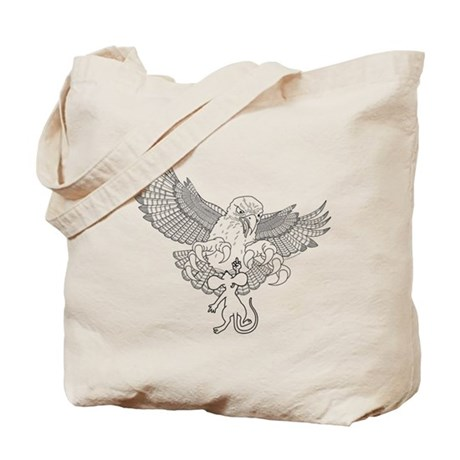 Last Great Act of Defiance - lineart - Tote Bag
