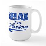 Hilarious Large Mug