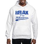 Hilarious Hooded Sweatshirt