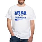 Hilarious White T-Shirt