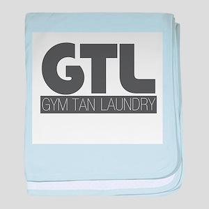 GTL baby blanket