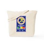 Terroe Alert Tote Bag