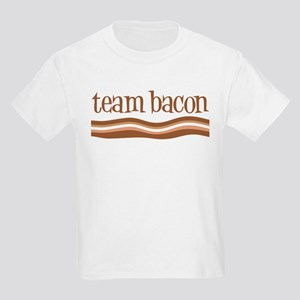 Team Bacon Kids Light T-Shirt