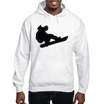 Snowboarding Hooded Sweatshirt