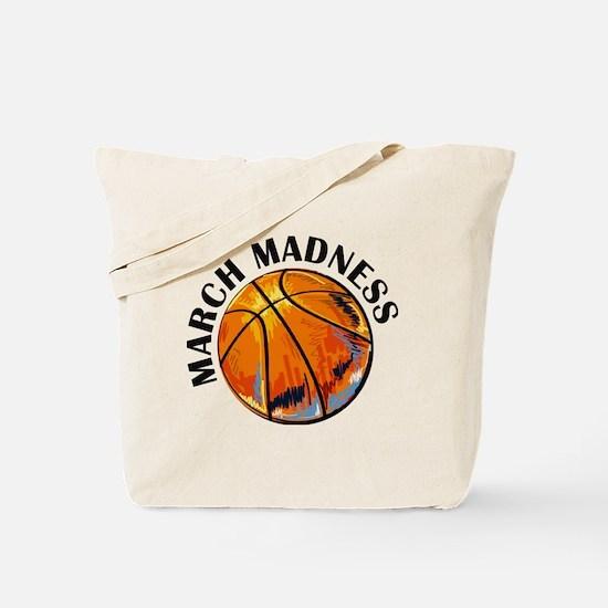Unique Basketball hoops Tote Bag