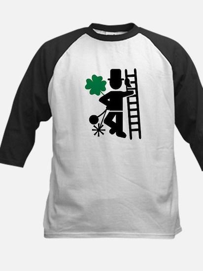 Chimney sweeper Kids Baseball Jersey