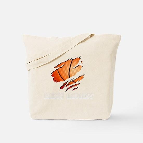 Cute Basketball hoops Tote Bag