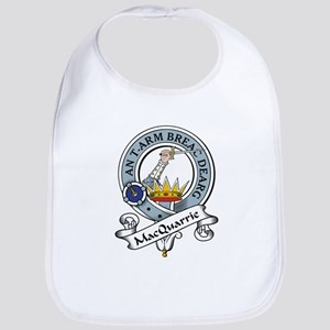 MacQuarrie Clan Badge Bib