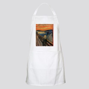 The Scream Skrik Apron