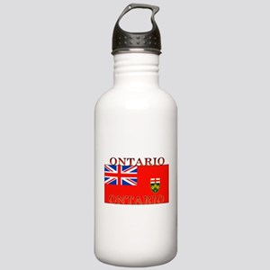 Ontario Ontarian Flag Stainless Water Bottle 1.0L