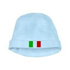 Italy Italian Blank Flag baby hat