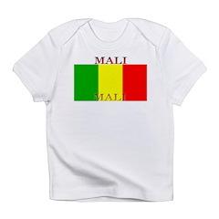 Mali Malian Flag Infant T-Shirt