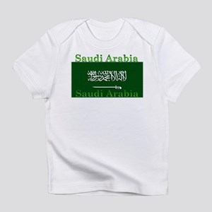 Saudi Arabia Arabian Flag Infant T-Shirt
