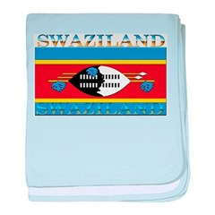 Swaziland baby blanket