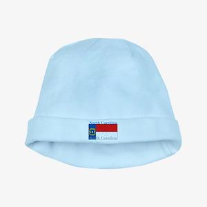 North Carolina State Flag baby hat