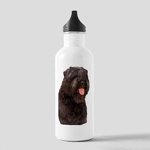 Bouvier Des Flandres Dog Stainless Water Bottle 1.