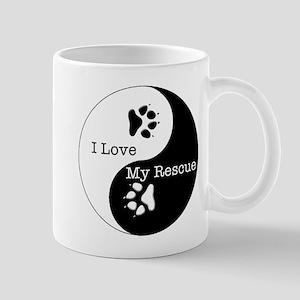 Love My Rescue Mug